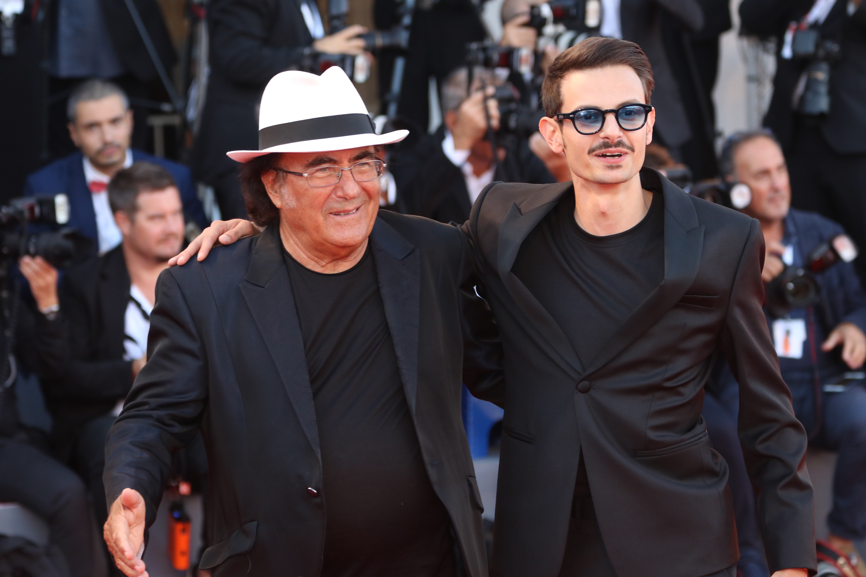 Venezia 2018: Albano e Rovazzi sul red carpet di Vox Lux