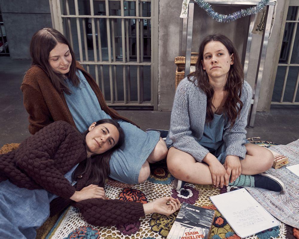 Charlie Says: Hannah Murray, Sosie Bacon e Marianne Rendon