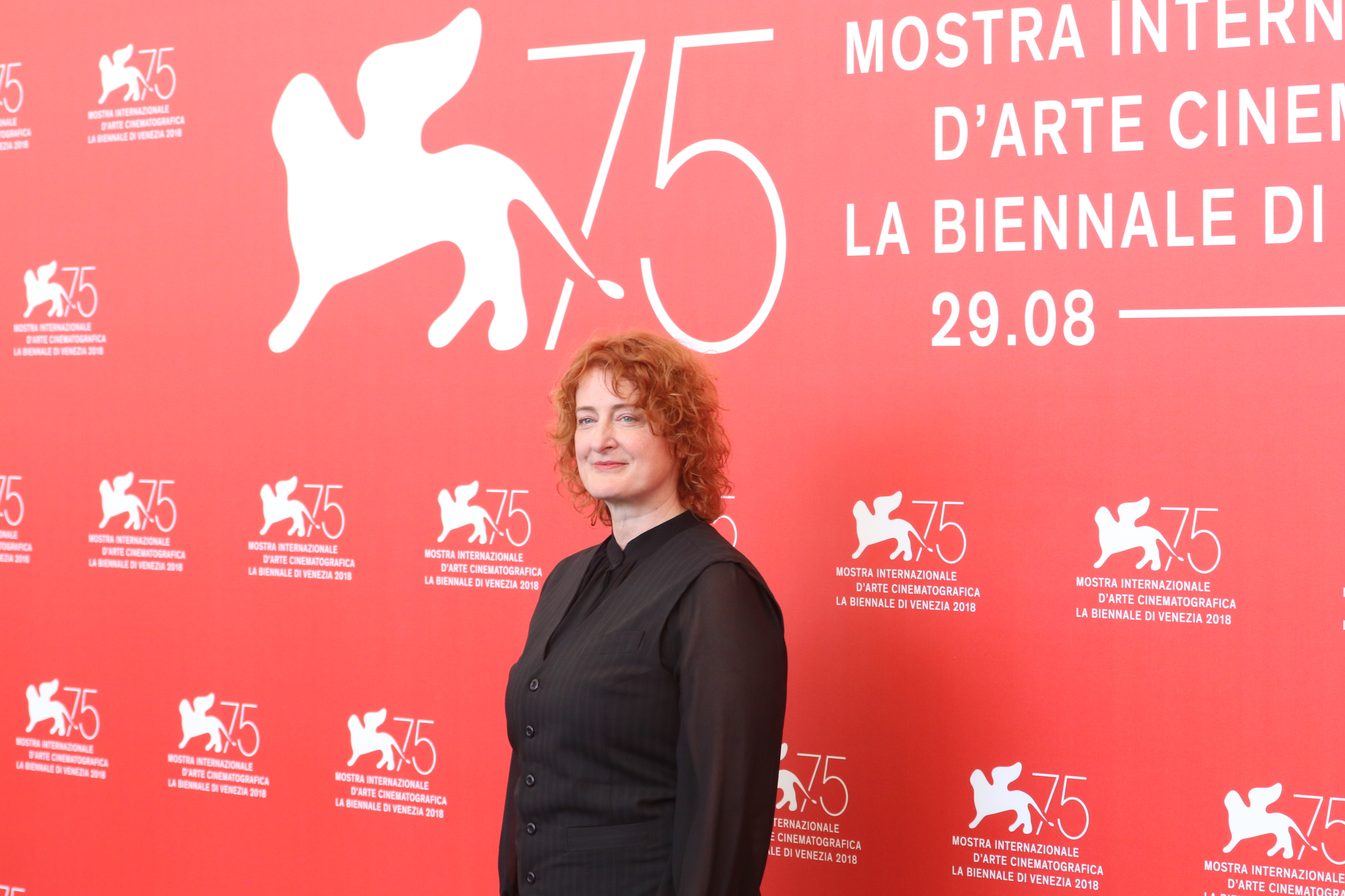 Venezia 2018: Jennifer Kent al photocall di The Nightingale