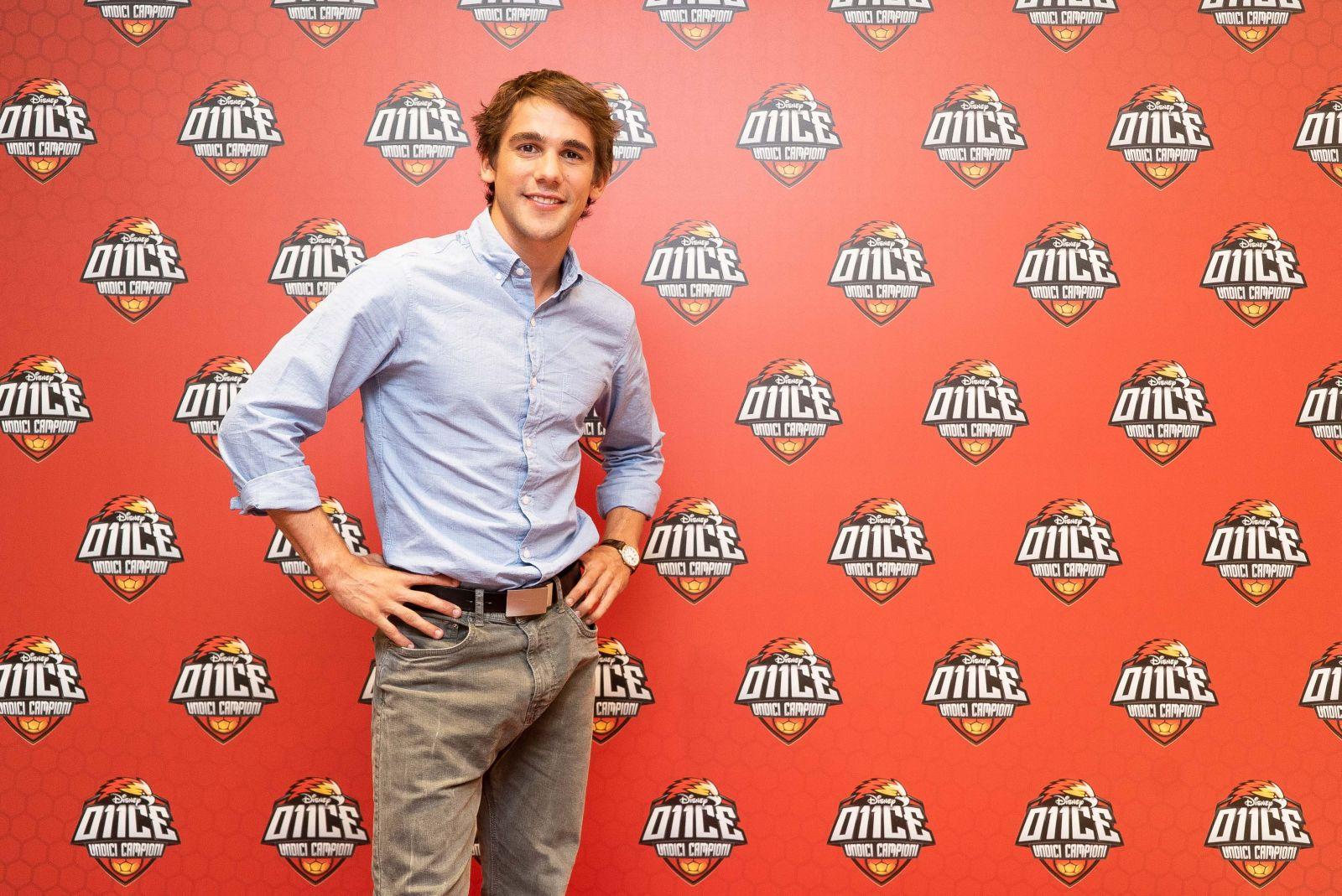 O11CE - Undici Campioni: Mariano González in un'immagine promozionale