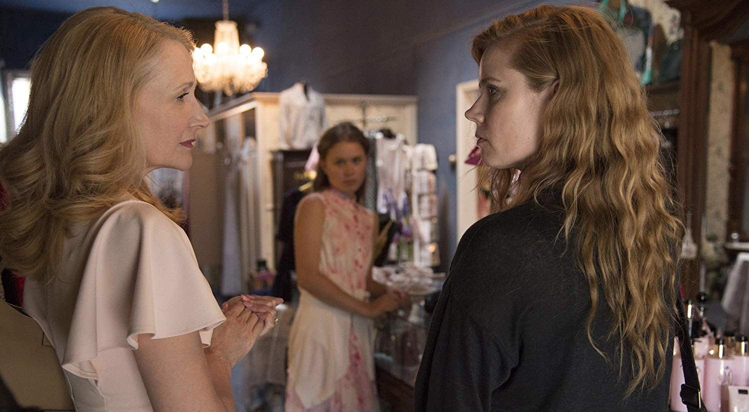 Sharp Objects: un momento della mini serie