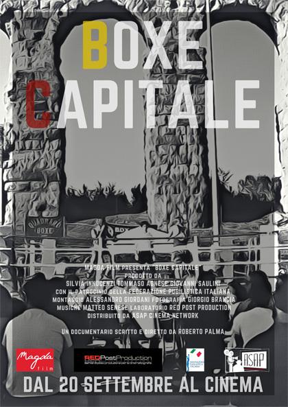 Locandina di Boxe Capitale