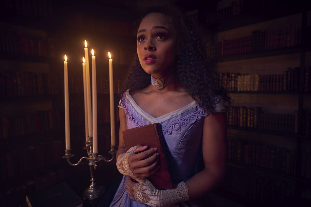 American Horror Story 8: un primo piano di Ashley Santos