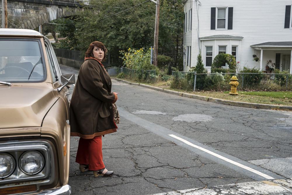 BlacKkKlansman: Ashlie Atkinson in un'immagine del film