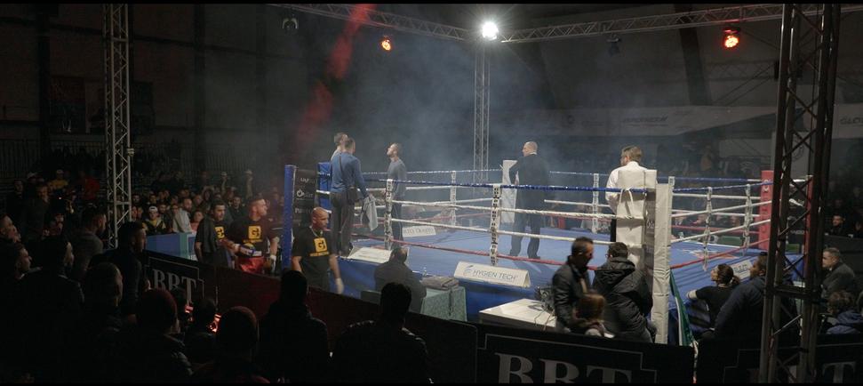 Boxe Capitale: un'immagine del documentario