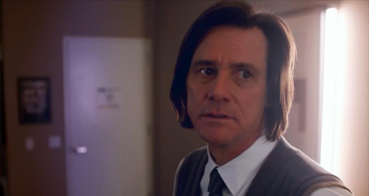 Kidding: Jim Carrey in una scena