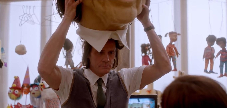Kidding: una scena con Jim Carrey