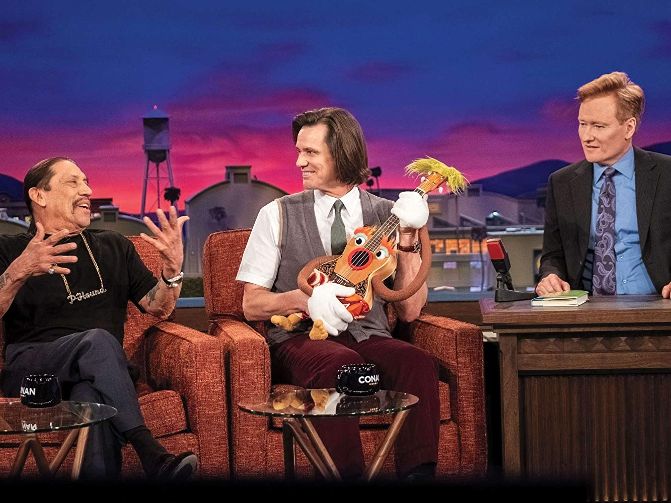 Kidding: Jim Carrey nell'episodio Green Means Go
