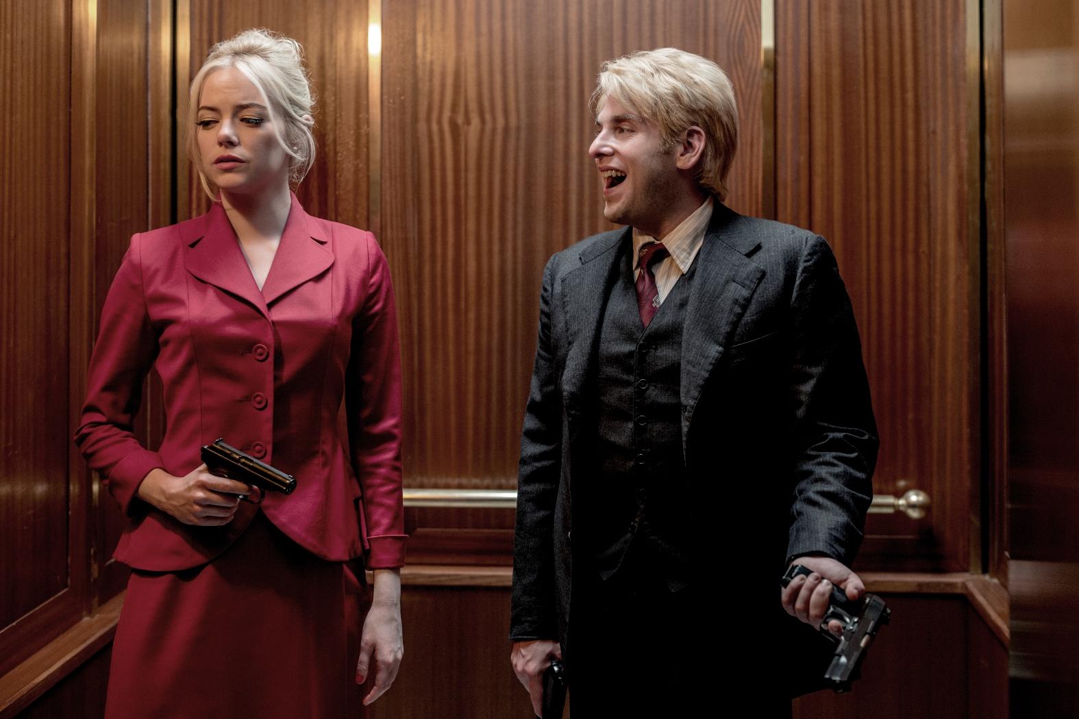 Maniac: Emma Stone con Jonah Hill nella prima stagione