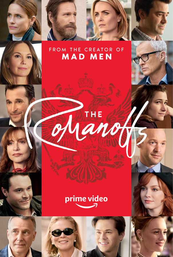 The Romanoffs: un poster della serie tv