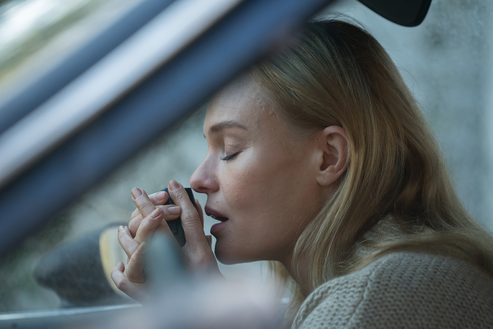 The Domestics: Kate Bosworth in una scena del film