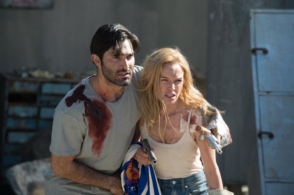 The Domestics: Tyler Hoechlin e Kate Bosworth in un momento del film