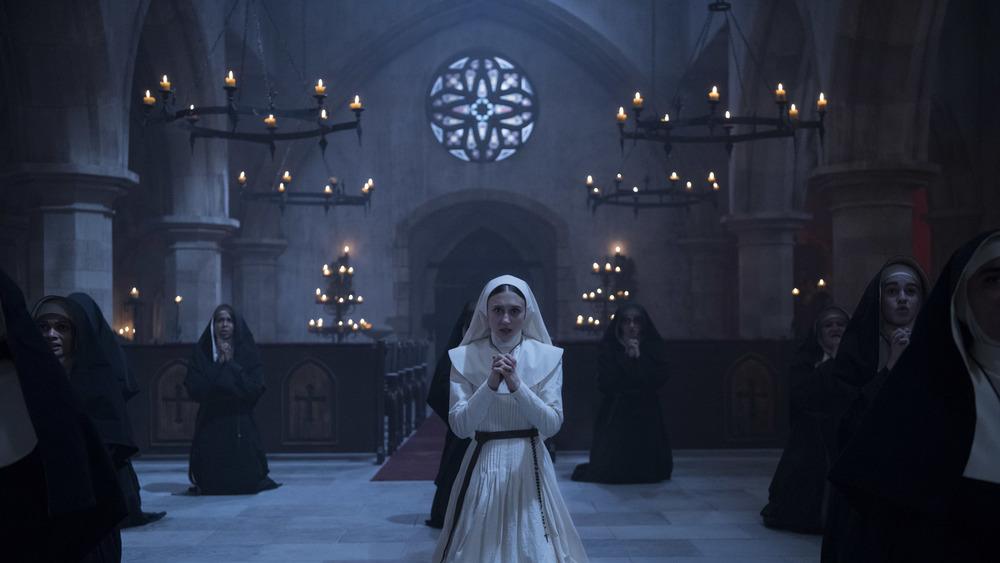The Nun - La vocazione del male: Taissa Farmiga in una scena del film