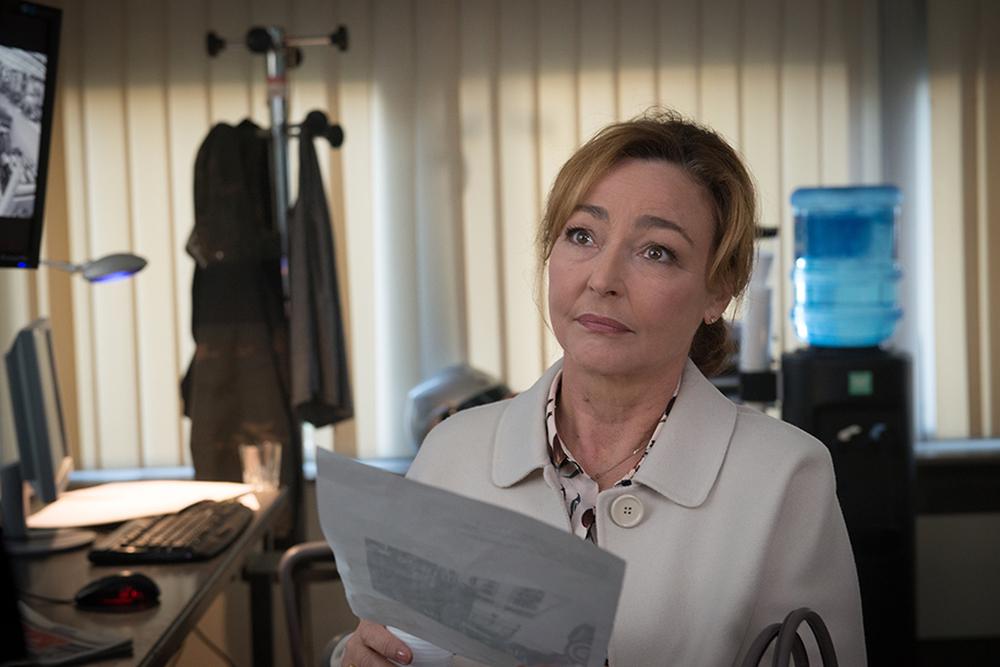 Un figlio all'improvviso: Catherine Frot in una scena del film