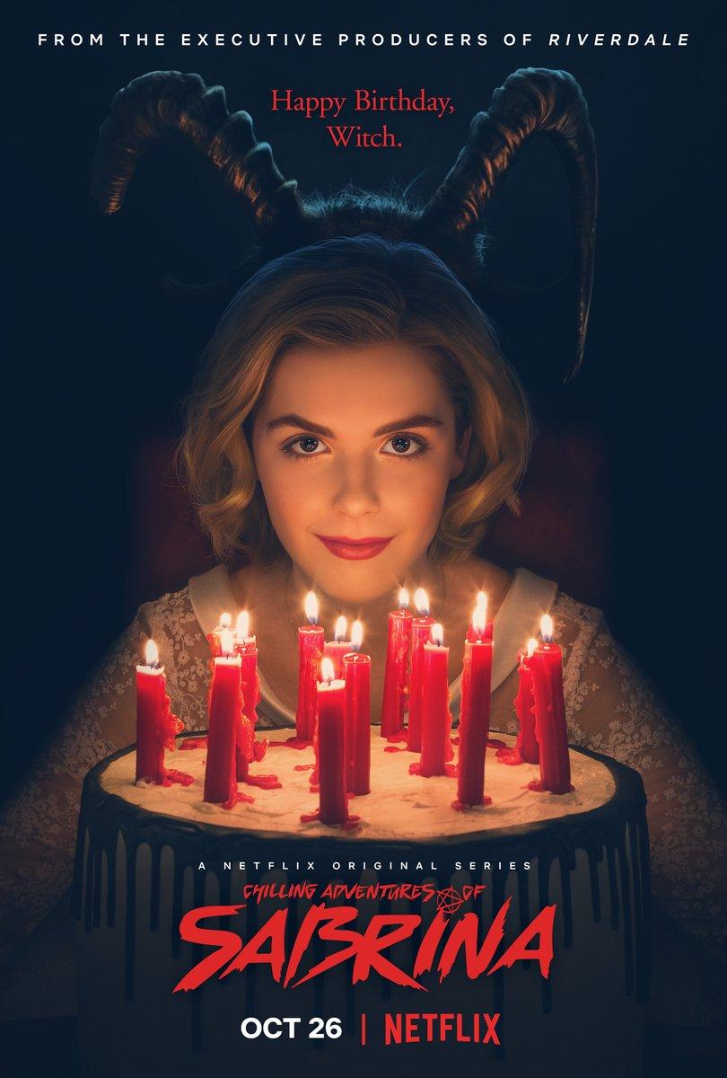 Le terrificanti avventure di Sabrina: un nuovo poster della serie