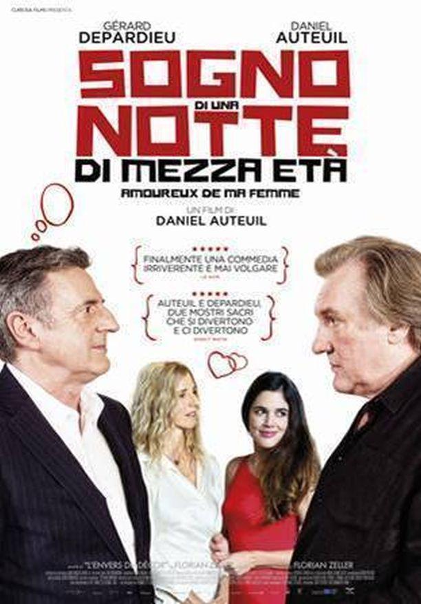 Sogno di una notte di mezza età: poster italiano