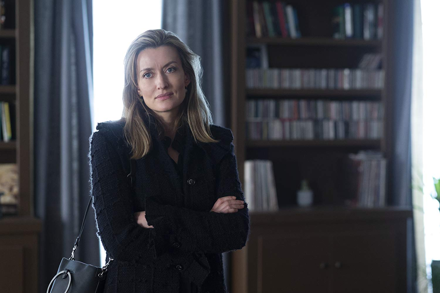 The First: Natascha McElhone nell'episodio Collisions