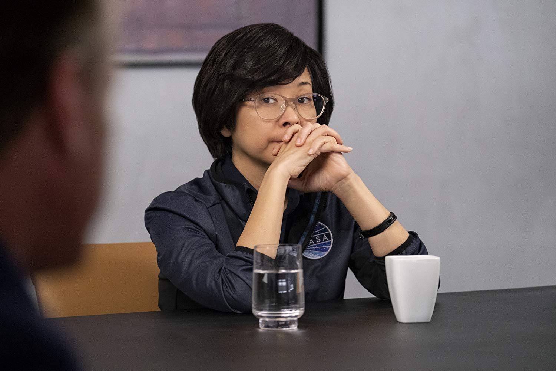 The First: Keiko Agena nell'episodio The Choice