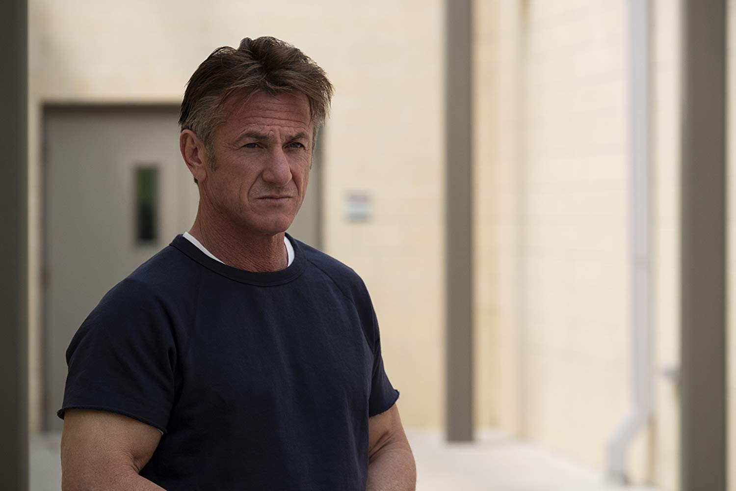 The First: Sean Penn nell'episodio Near and Fear