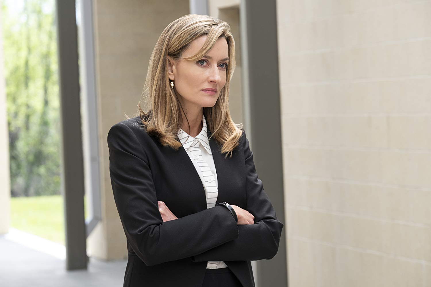 The First: Natascha McElhone nell'episodio Near and Fear