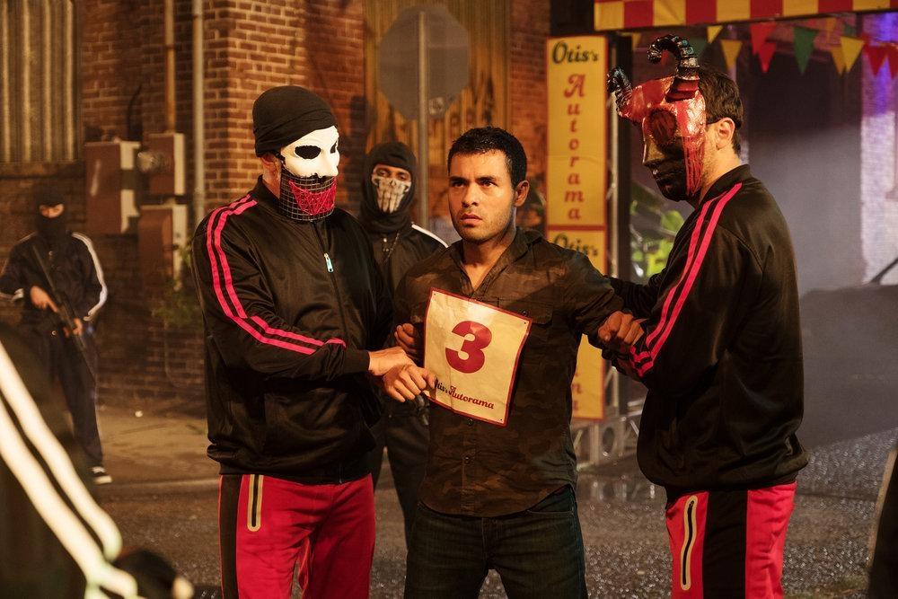 The Purge: un'immagine della serie
