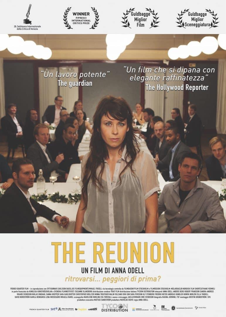 The Reunion: la locandina italiana