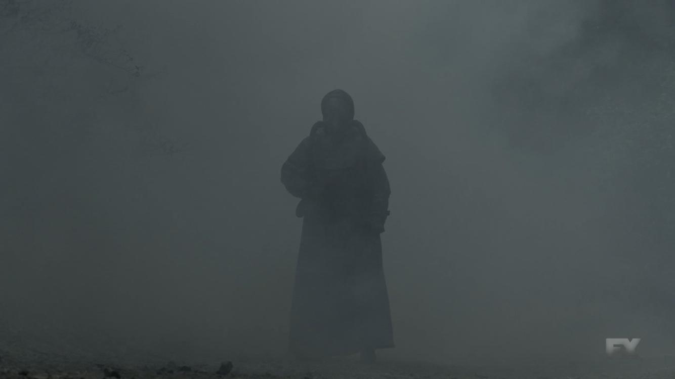 American Horror Story - Apocalypse: una scena della serie