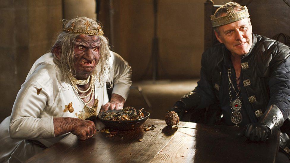 Merlin: una foto della puntata La bella e la bestia