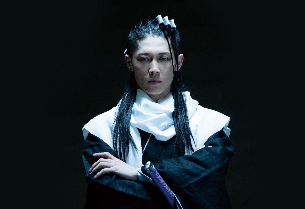 Bleach: Miyavi interpreta il fratello di Rukia