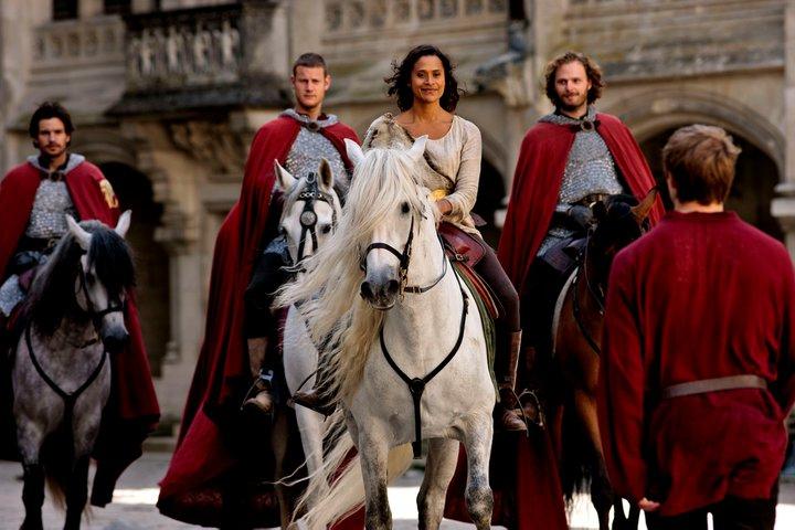 Merlin: una foto di Ginevra