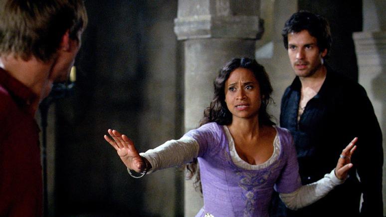 Merlin: una foto dell'episodio Il ritorno di Lancillotto