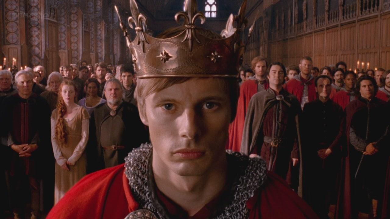 Merlin: una foto di La maledizione di Morgana