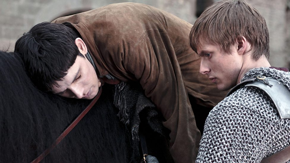Merlin: una foto dell'episodio The Darkest Hour