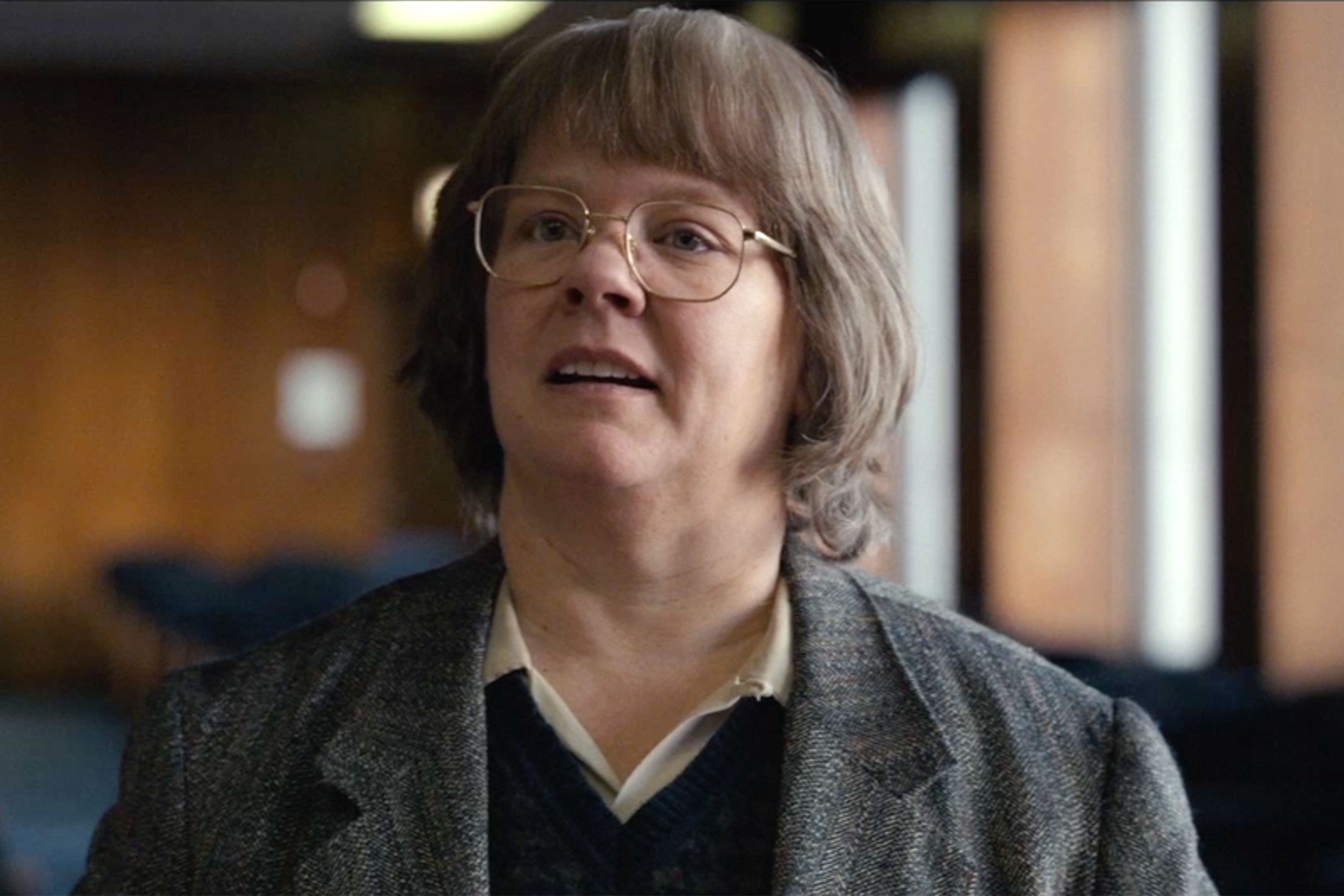 Can You Ever Forgive Me?: Melissa McCarthy in una scena del film