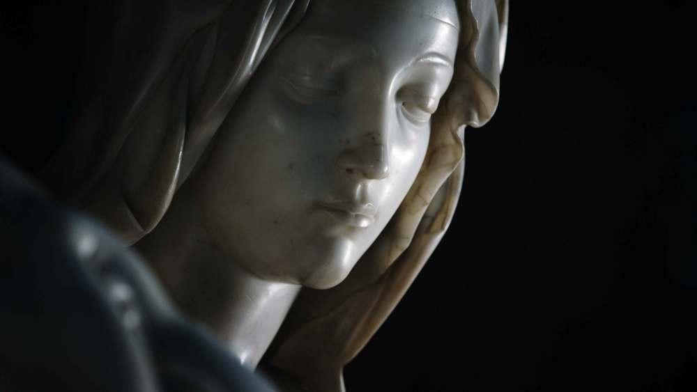 Michelangelo - Infinito: un'immagine del film documentario