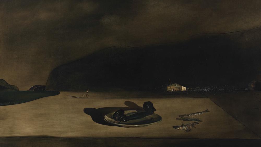 Salvador Dalí. La ricerca dell'immortalità: un'immagine tratta dal documentario