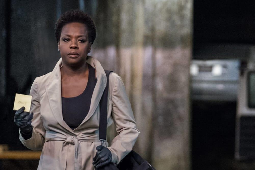 Widows - Eredità criminale: Viola Davis in una scena del film