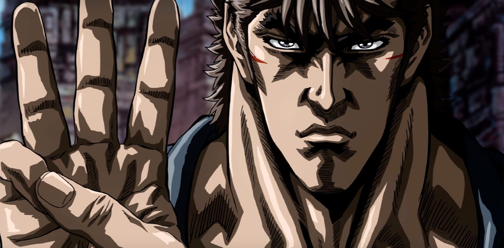 Ken il guerriero: Kenshiro