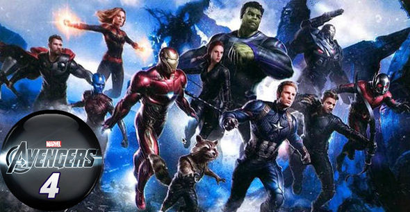 Avengers 4: un concept art leaked svela i sopravvissuti
