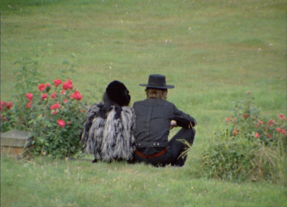 Imagine: John Lennon e Yoko Ono in un momento del documentario