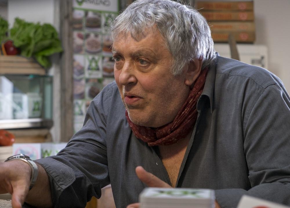 Non è vero ma ci credo: Maurizio Mattioli in una scena del film