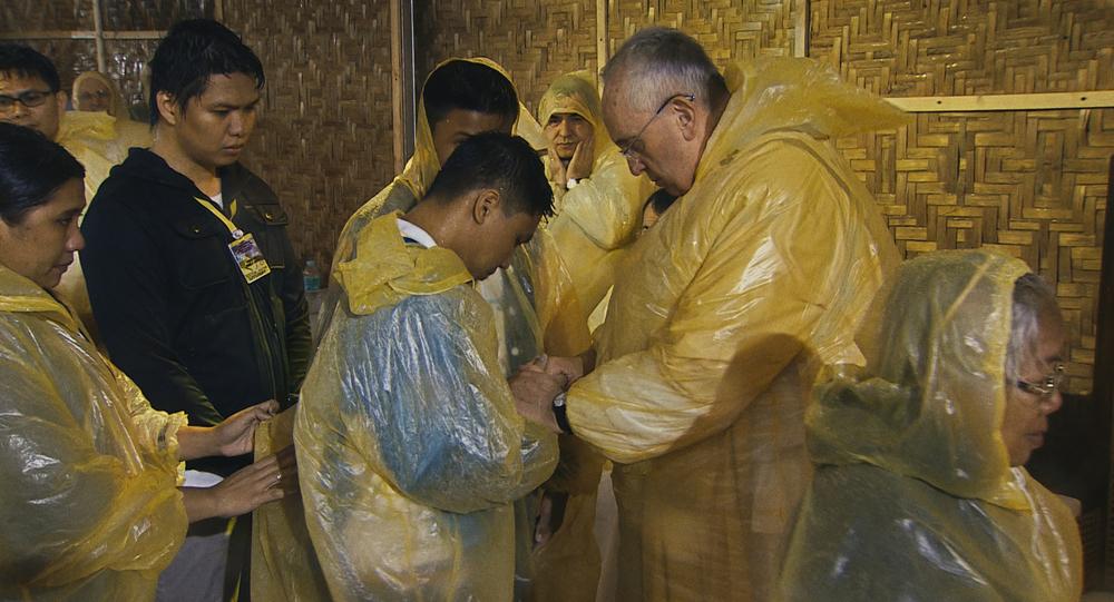 Papa Francesco - Un uomo di parola: un'immagine del documentario