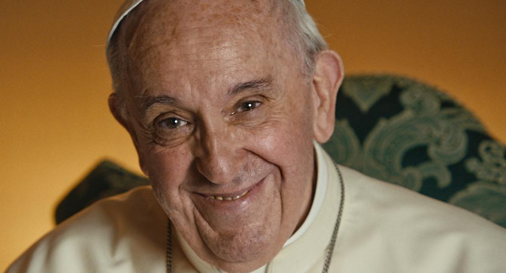 Papa Francesco - Un uomo di parola: un primo piano di Papa Bergoglio