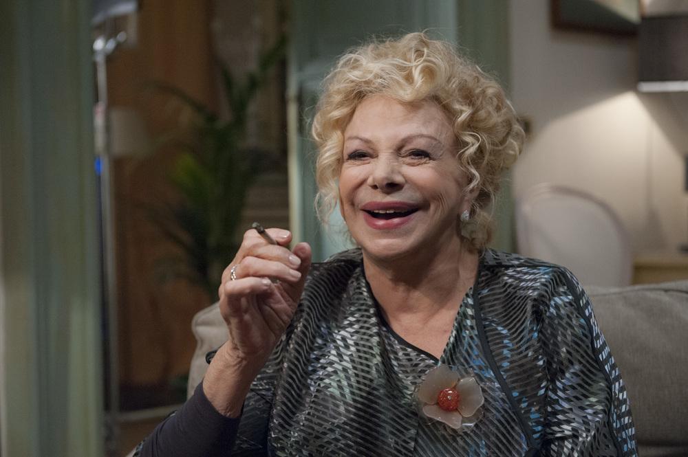 Un nemico che ti vuole bene: Sandra Milo in un momento del film