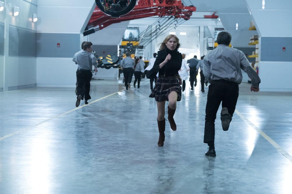 Venom: Michelle Williams in una scena del film