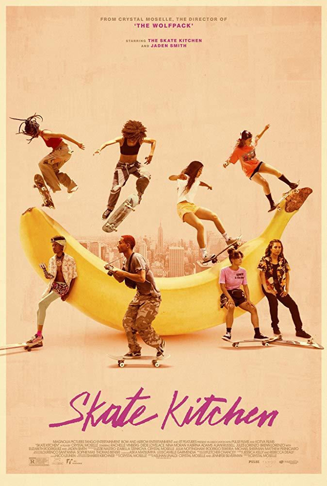 Skate Kitchen: il poster internazionale