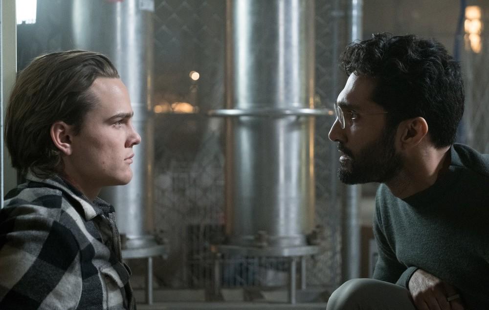 A-X-L: Un'amicizia extraordinaria, Alex Neustaedter e Dominic Rains in una scena del film