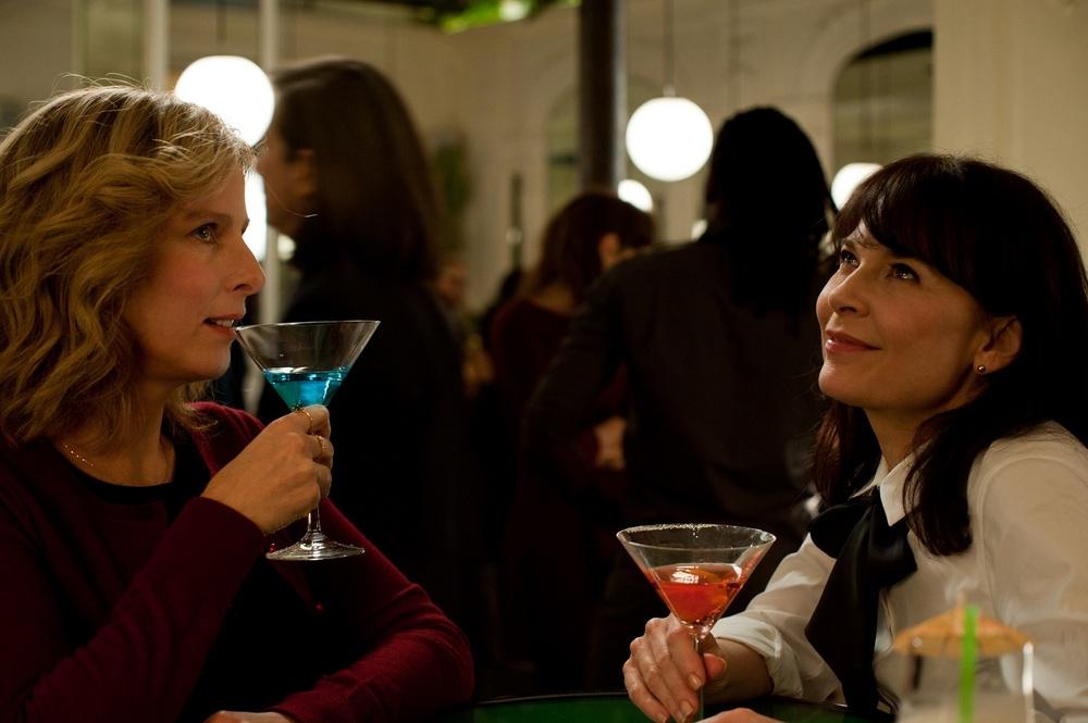 Il complicato mondo di Nathalie: Karin Viard e Anne Dorval in una scena del film