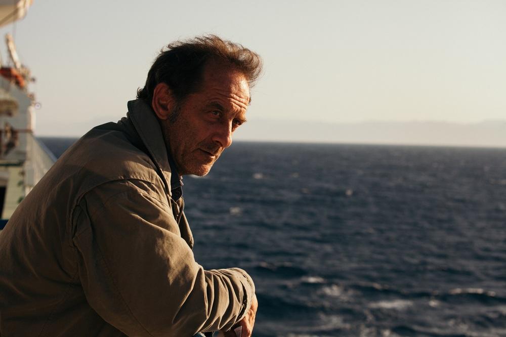 L'apparizione: Vincent Lindon in una scena del film
