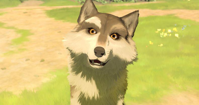 Zanna Bianca: un'immagine del film animato